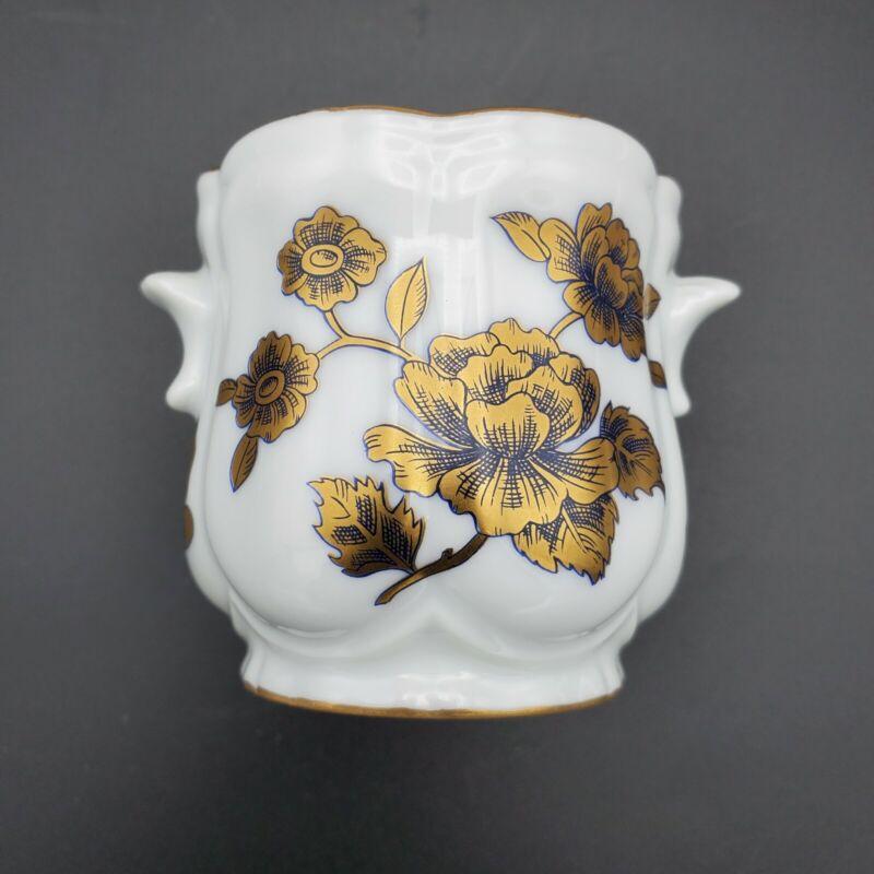Vintage ESTEE LAUDER Ice Palace Porcelain Collection Japan EXCELLENT Condition