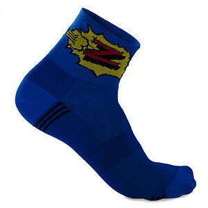 Z VETEMENTS RETRO TEAM CYCLING SOCKS - VINTAGE - GREG LEMOND