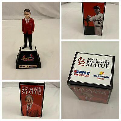 St. Louis Cardinals Tony La Russa Hale Of Fame Statue Great Gift