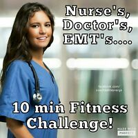 Do you have 10 mins a day? To loose weight and tone up?