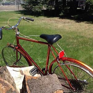 Cool old retro bike