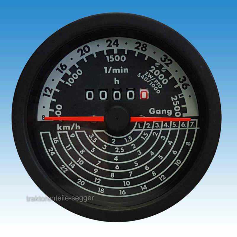 Traktormeter 12 bis 24 km/h kompatibel mit IHC rechts drehend Traktor 521 Foto 1