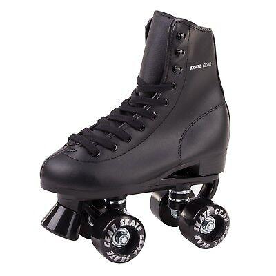 Skate Gear Soft Boot Roller Skate Retro High Top Design Indoor Black Purple Pink Black Roller Skate Men