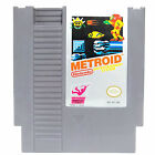 Metroid Video Games for Nintendo NES