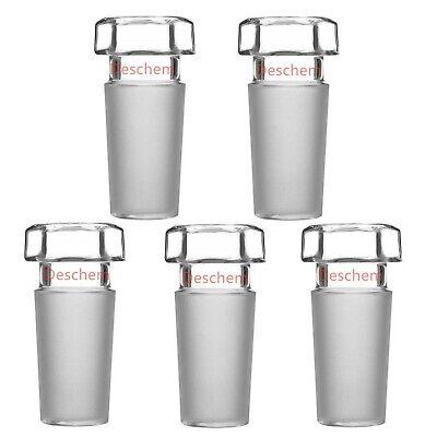 2440glass Stopper5 Pcslotlab Bottle Pluglaboratory Chemistry Glassware