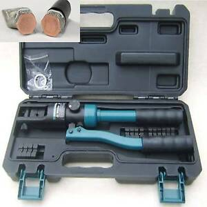 HYDRAULIC10-120MM-LUG-FERRULE-CRIMPING-BATTERY-WIRE-CABLE-CRIMPERS-TOOL-CRIMPER