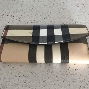 Wallet (Burberry pattern) Woody Point Redcliffe Area Preview