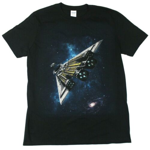 Boston The Third Stage Itinerary 2017 Hyper Space Tour Tee Shirt - Black - L