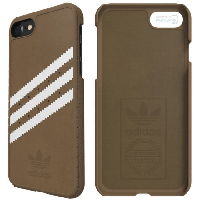 adidas Suede iPhone 7 4,7 Moulded Back Cover Hard Case Handy Schutz Hülle Tasche
