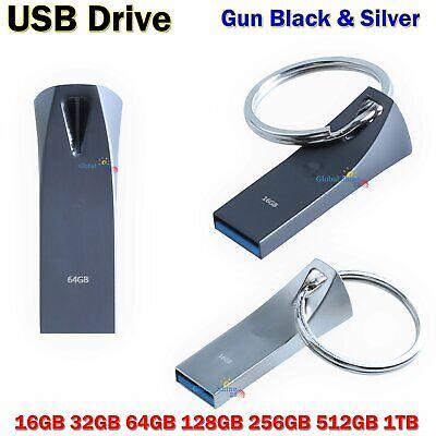 USB Flash Drive Pen Memory Stick External Storage Stick For PC Vehical 128GB 1TB