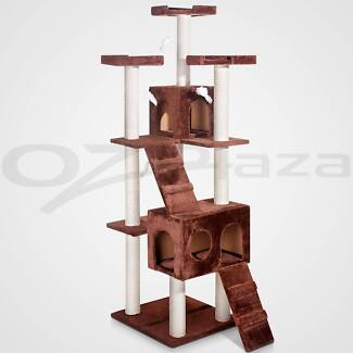 Cat Scratching Post Tree Gym House Condo Furniture Scratcher Pole Gosnells Gosnells Area Preview