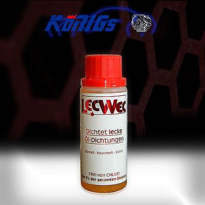 179,50,-/L LecWec 200ml gegen Ölverlust Dichtung Öladditiv