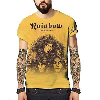 RAINBOW - Long Live Rock and Roll - T-Shirt / rock, Metal, Heavy Rock