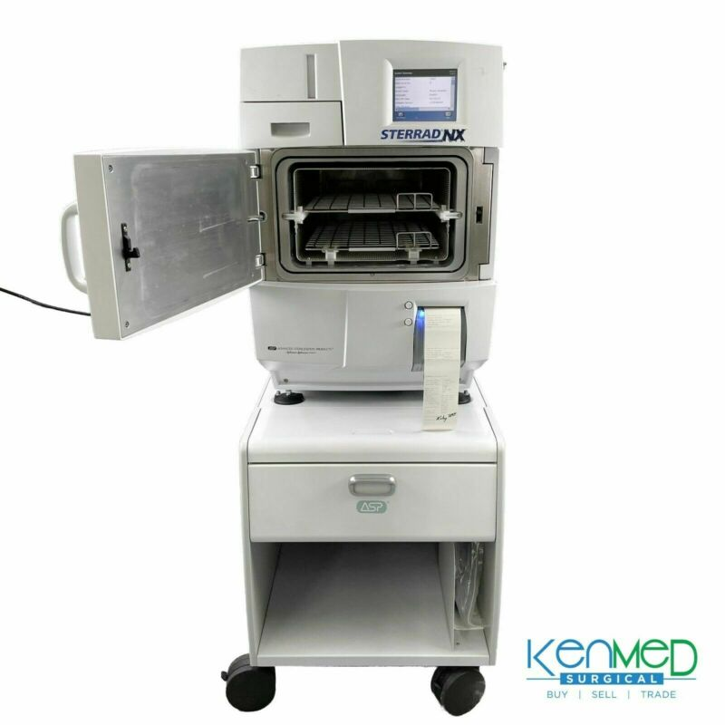 Sterrad NX Sterilizer ASP 10033 - Refurbished, PM