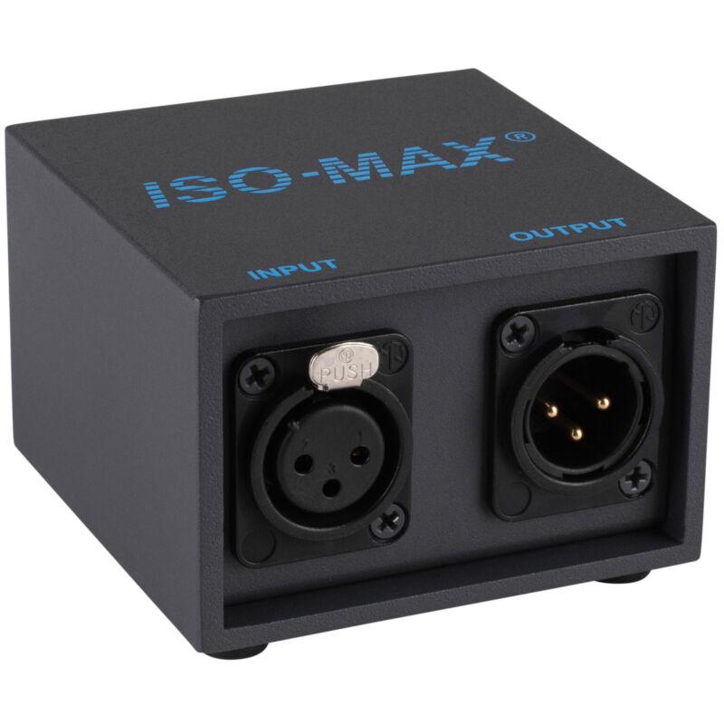 Jensen Iso-Max PI-XX Single Channel XLR Line Input Isolator