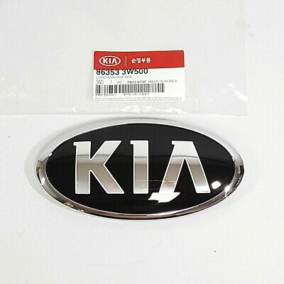 Genuine 863533W500 Front Grille KIA Logo Emblem For KIA SORENTO 2016-2018