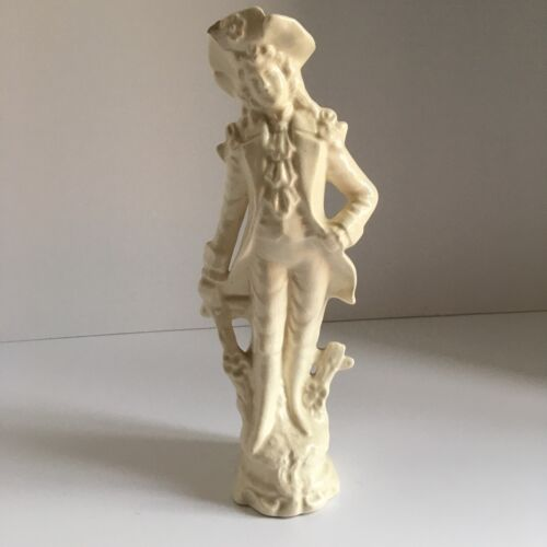 Porcelain Statue (Chipped)