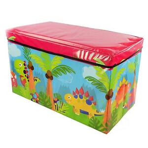 Large Toy Storage Boxes  sc 1 st  eBay : childrens storage boxes  - Aquiesqueretaro.Com