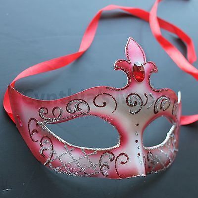 Venetian Masquerade Mask 10+Colors to pick up Party Prom Wedding Halloween - Halloween Wedding Colors