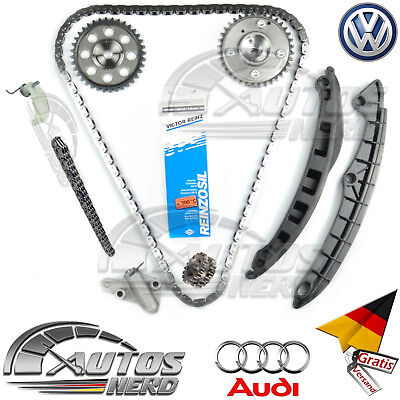 Steuerkettensatz mit Nockenwellenversteller Audi VW Seat Skoda 1,4 TSI -CAXA BMY ()
