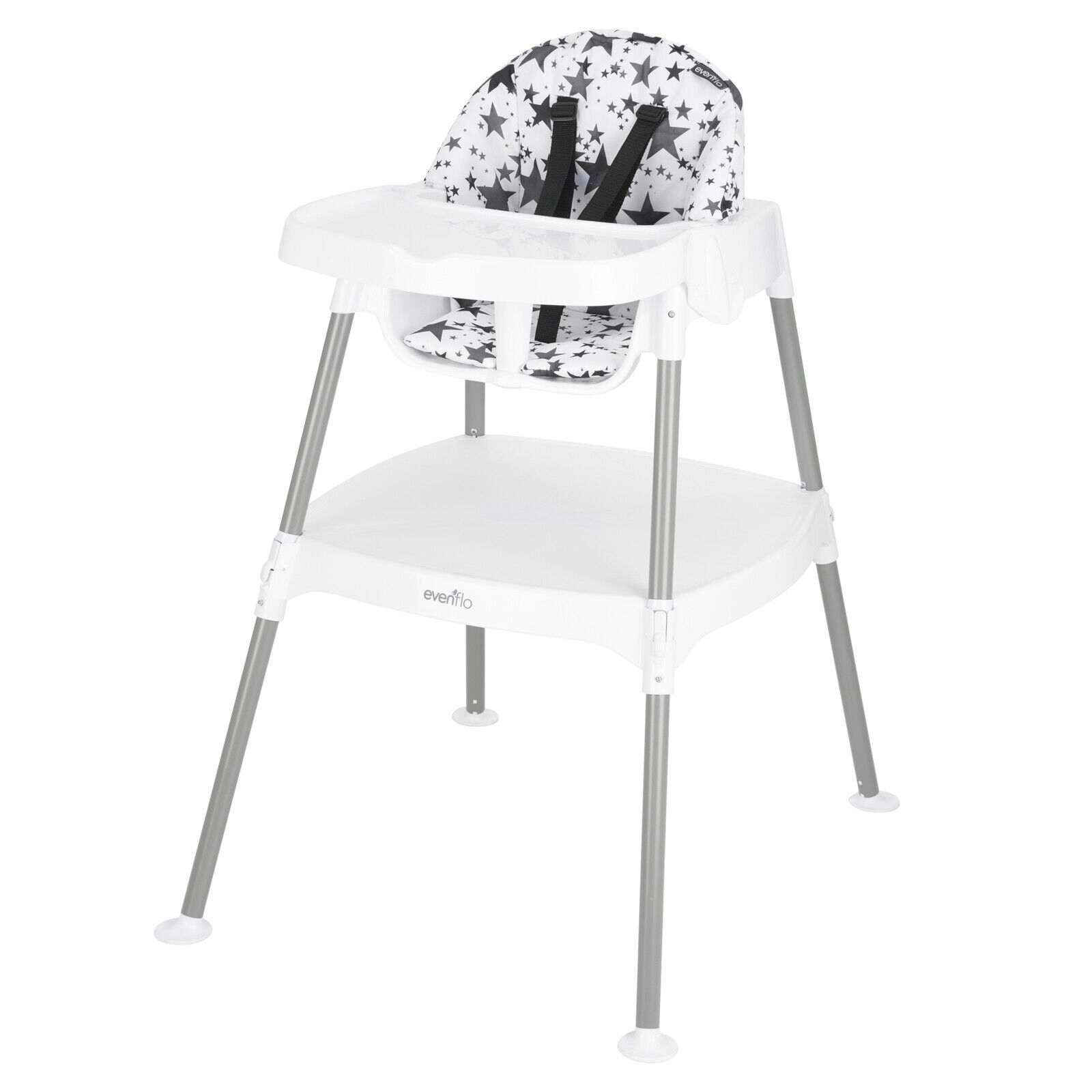 Convertible High Chair 4-in-1 Eat & Grow