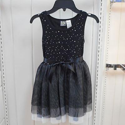 Girls Pogo Club Of Ny Size 7 8 10 12   14 16 Black Dress
