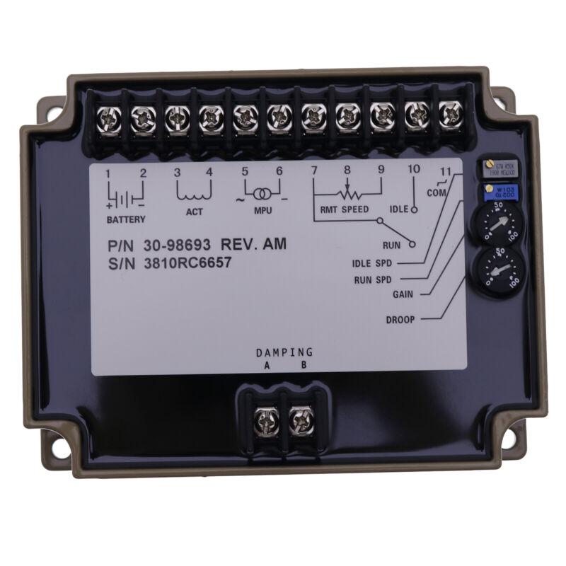 Speed Controller Control Governor 3098693 For Cummins Engine KTA19 QSK19