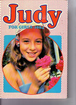 JUDY FOR GIRLS 1984 / FINE / UNCLIPPED.