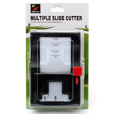 Matin Versatile Film/Slide Cutter Trimmer for 35mm 60mm 135 120 6x4.5 6x6 6x7 i