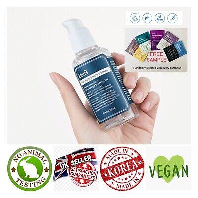 Klairs Rich Moist Soothing Serum 80ml - Korea skincare - Free Sample - UK SELLER