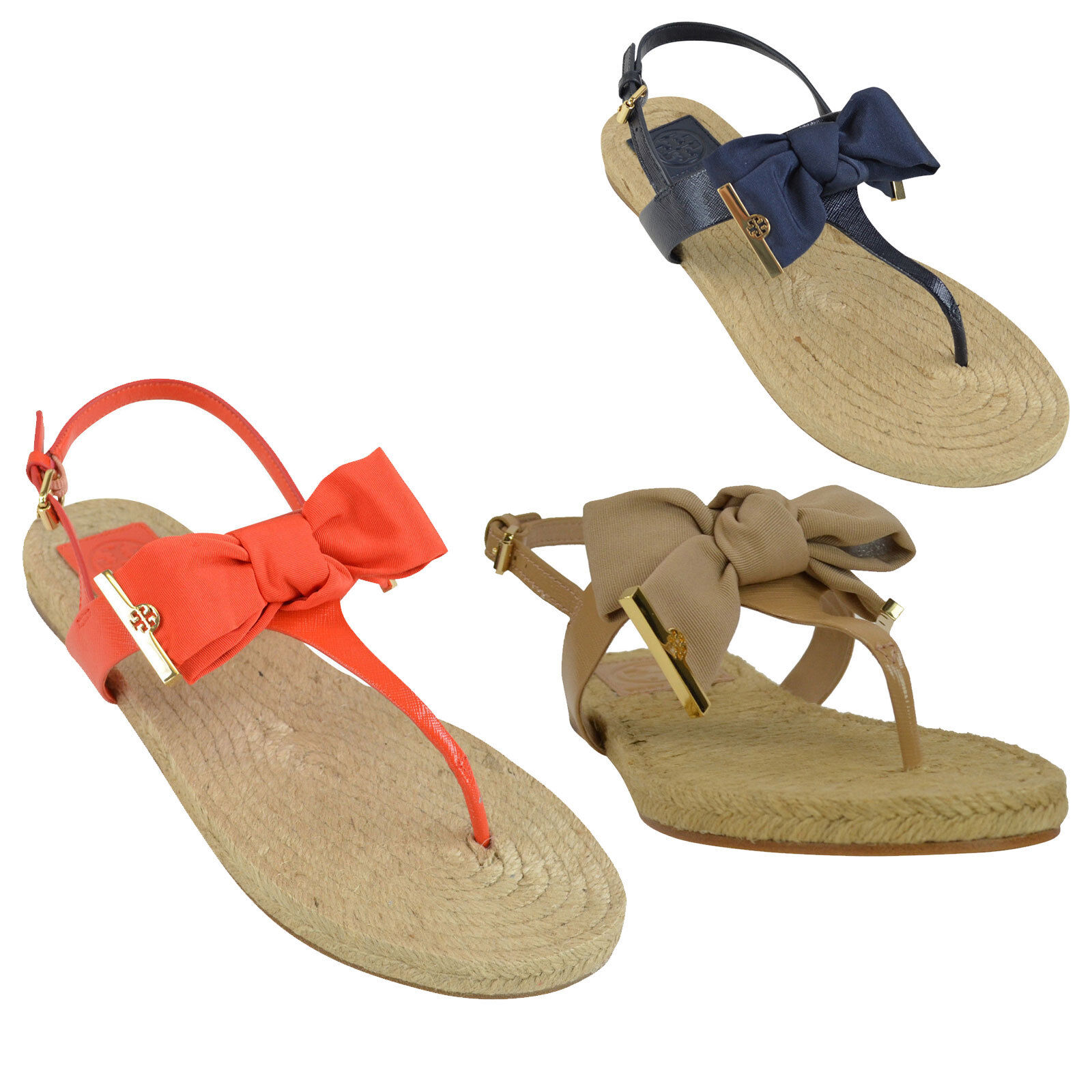 d60906444d4 Tory Burch PENNY flats Sandals Pick Size and Color