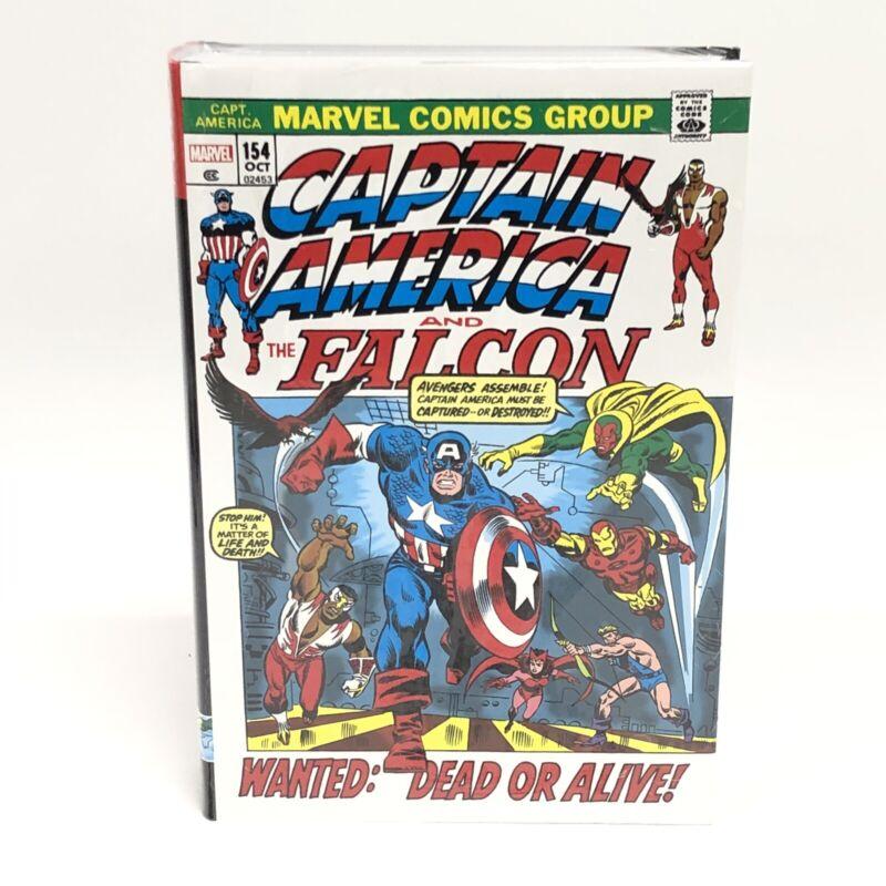 Captain America Omnibus Vol 3 Buscema DM VAR New Marvel Comics HC Sealed