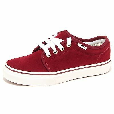 Details about 7594n bimbo vans vulcanized sneakers vintage bordeaux shoes kids show original title