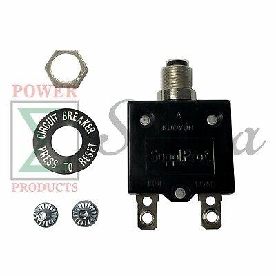 Circuit Breaker 20a 125v 250vac 5060hz For Coleman Powermate Generator 0049071