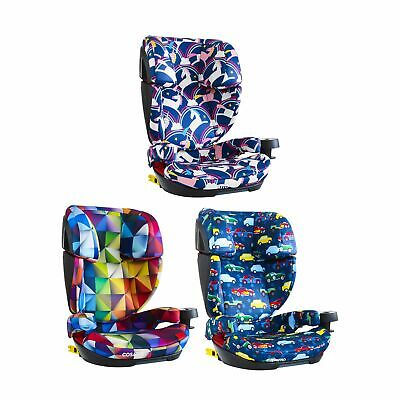 Cosatto Skippa Fix Group 2/3 Booster Car Seat - For 4-12 Year Old