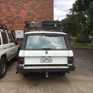 1985 Range Rover, ARB Diff Locks, Hi mount, 35's, Stroked 4.6 Wantirna South Knox Area Preview