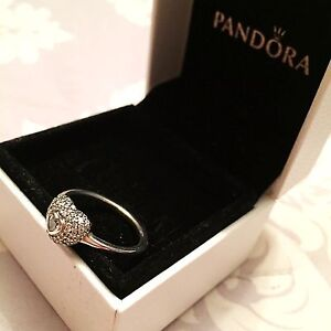 Pandora In My Heart Ring (SIZE 54) - equivalent to size 6.5