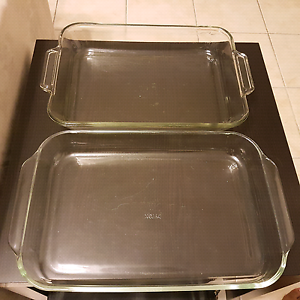 Baking Dishes - Pyrex & Anchor Prices under $15 Homebush West Strathfield Area Preview