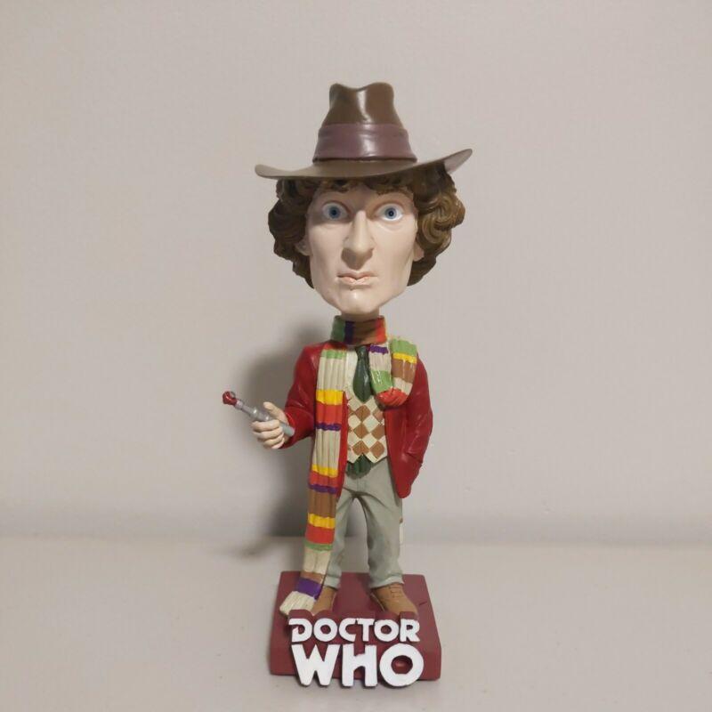 Doctor Who 4th Doctor Tom Baker Bobblehead Bif Bang Pow