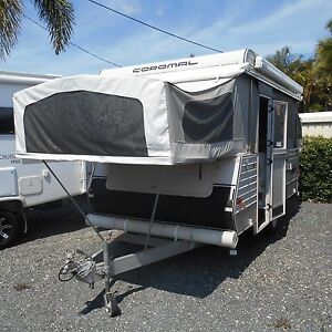 2000 Coromal Windup Camper Family Series Rockhampton Rockhampton City Preview