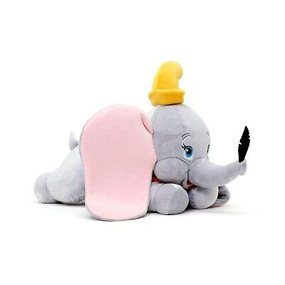 Disney Flying Dumbo Plush Elephant Deluxe Soft Toy 47cm