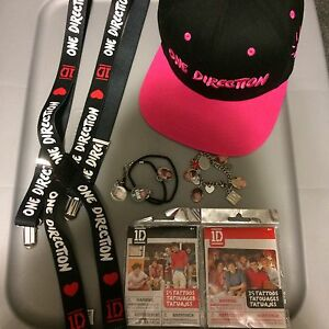 One Direction Memorabilia