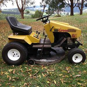 Greenfields EIII 13 hp 32 inch cut ride on mower. Boolarra South Latrobe Valley Preview