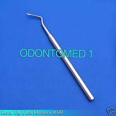 Root Tip Pick Elevator 9r Surgical Dental Instruments