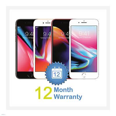 Apple iPhone 8 Plus 64/256GB All Colours - Unlocked Smartphone