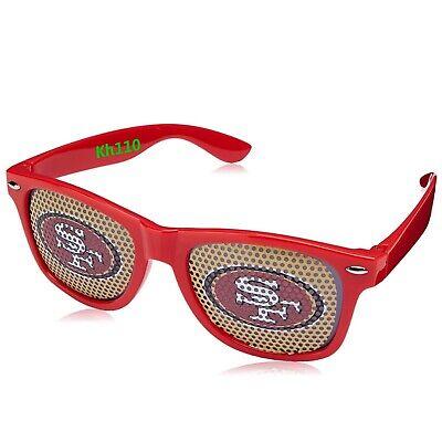 NFL San Francisco 49ers Game Day Wayfarer (San Francisco Sunglasses)