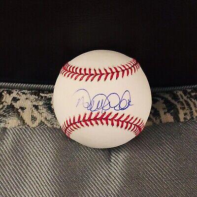 Derek Jeter Signed Autograph Major League Baseball MLB, Steiner COA Derek Jeter Autographed Mlb Baseball