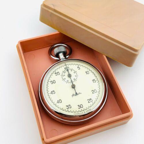 ✅ Soviet stopwatch AGAT Caliber of the mechanism:4282.