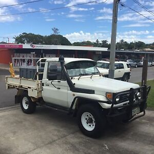 Land cruiser ute Carina Brisbane South East Preview
