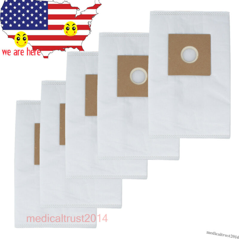 5pc Replacement Filter Bag for Dental Dust Collector Machine Vacuum Cleaner Tool